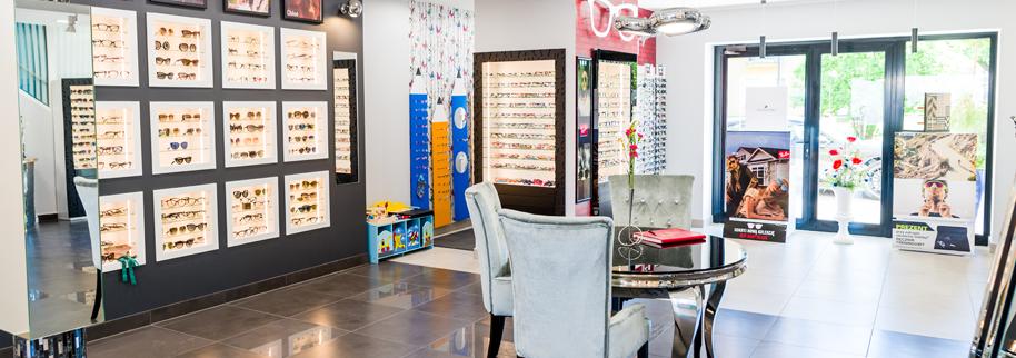 Salon optyczny w Kartuzach