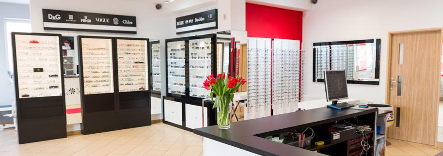 Salon optyczny w Żukowie